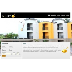 Web Hotel & Reservasi By CV. Digital Partner