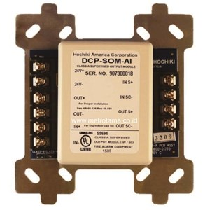DCP-SOM-A/-AI - CLASS A SUPERVISED OUTPUT MODULE