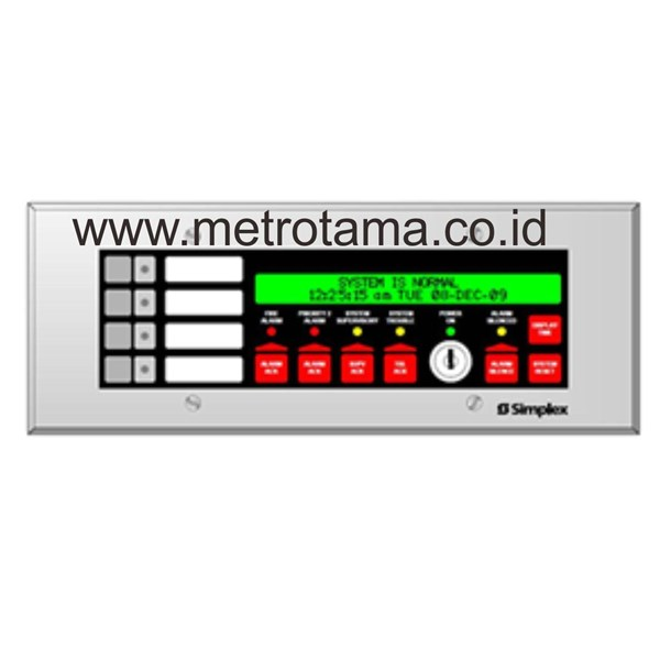 LCD and LED Annunciator