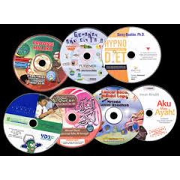 Cetak COVER CD