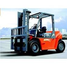 Diesel Forklift Truck 5 Ton ISUZU CPCD50 Murah