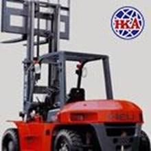 Forklift Diesel 10 Ton ISUZU CPCD100 Murah