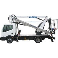 Jual Crane Truck Mounted Italy
