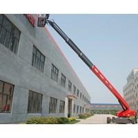 Sewa Rental Boom lift 20 M JLG 600S Murah