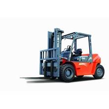 Diesel Forklift 7 Ton ISUZU CPCD70 Murah