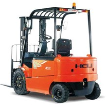 Forklift Battery 4 Wheel 3.5 Ton CPD35 Murah