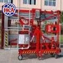 Aerial Work Platform Double Masts (Platformlift) Bergaransi