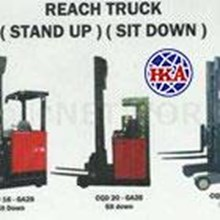 Harga Reach Truck Sit Down Paling Murah