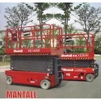 Scissor Lift Tangga Gunting XE Mini Series Murah