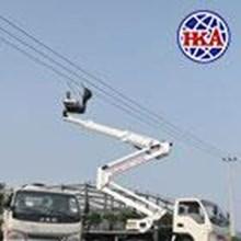Truck Mounted Platforms Mantall 200 Kg Murah dan Bergaransi
