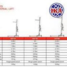 Harga Work Platform ALP Series