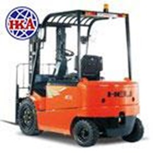 Forklift Electric Battery Heli 4 Wheel 4-5T AC