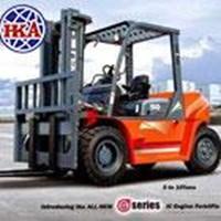Jual Raja Forklift Diesel HELI 5-10 Ton  2