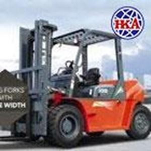 Raja Forklift Diesel HELI 5-10 Ton
