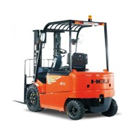 Forklift Electric Heli 4 Wheel Counter Balance AC