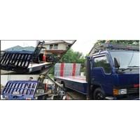 truk traktor mobil towing
