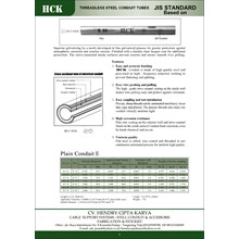 Steel Conduit ( HCK )