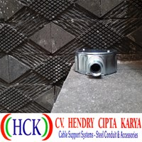 Circular Surface Box Steel