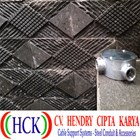 Circular Surface Box Atau Tee Dost Cabang 2 Alumunium (Type E) Angle 1