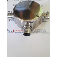 Circular Boxes 3 Way Stainless (EMT)