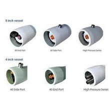 Pressure Vessel Ro Membrane Filter Air