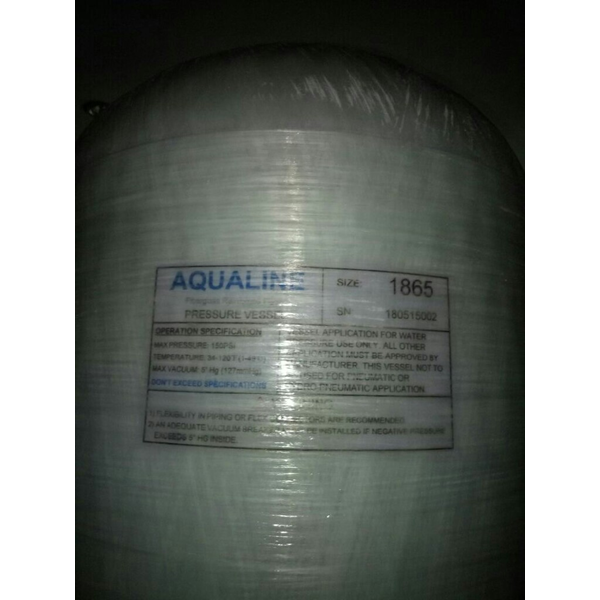 Sell Water Filter FRP Tank