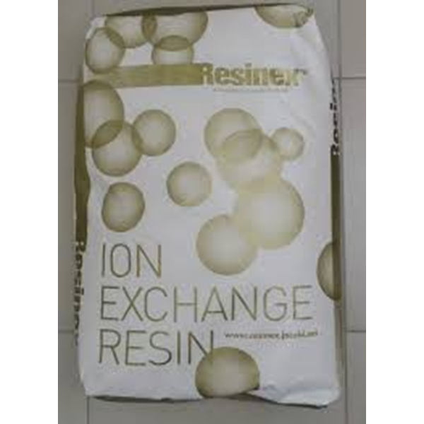 Cation resin softener resinex K8