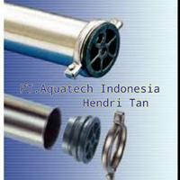 Jual Pressure Vessel Ro membrane Stainless (SS)304