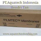 filter air Ro membrane Filmtec BW30 - 400 4