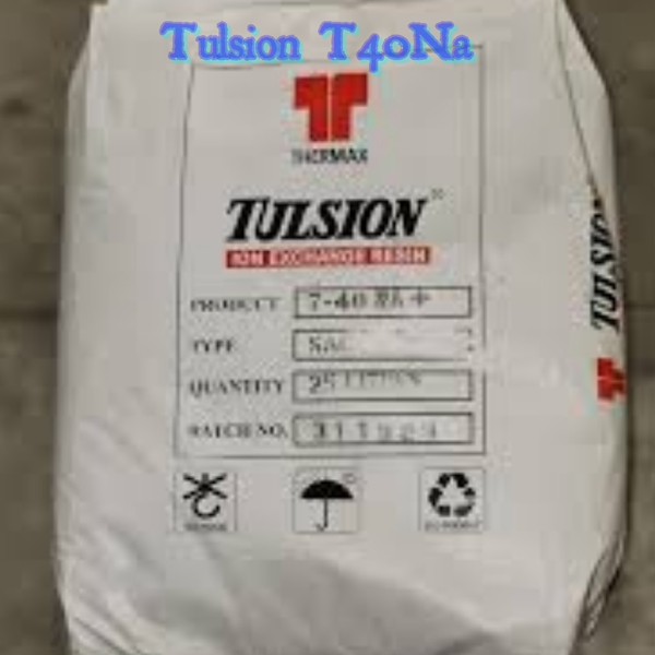 Cation Resin Tulsion T 40 Na