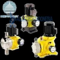 Dosing Pump Milton roy G Series GM0400