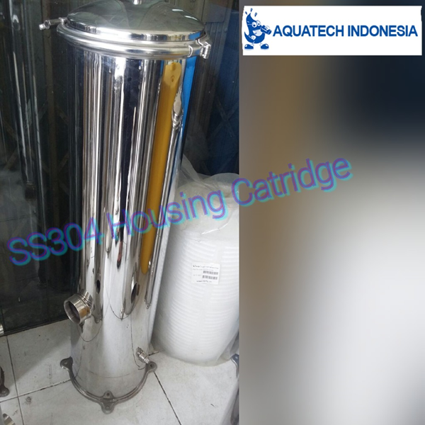 "Housing Filter Catridge 40"" isi 7"