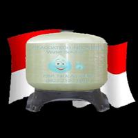 Jual Tangki Fiber (FRP Tank) Aqualine 1665  2