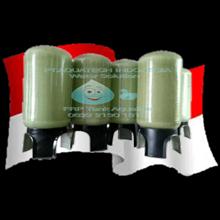 Tangki Fiber (FRP Tank) Aqualine 21 x 62