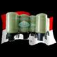 Tangki Fiber (FRP Tank) Aqualine 30 x 72