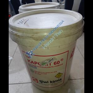 Dari Kaporit Powder 60%  0