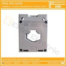Current Transformer 40A KDE CT Ratio 5A MSQ-30S Accuracy 0.5