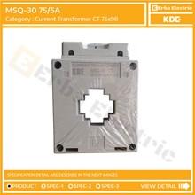 Current Transformer 75A KDE CT Ratio 5A MSQ-30 Accuracy 1