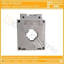 Current Transformer 150A KDE CT Ratio 5A MSQ-30 Accuracy 1