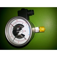 Pressure Gauge With Contact Armatherm 1