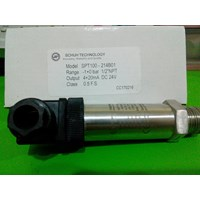 pressure transmitter schuh -1+0 bar