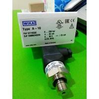 pressure transmitter wika 0 - 250 Bar