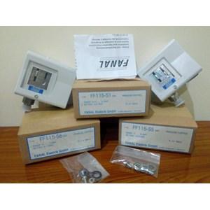 Pressure switch Fanal FF115 S5