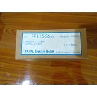 Jual Pressure switch Fanal FF115 S6 2