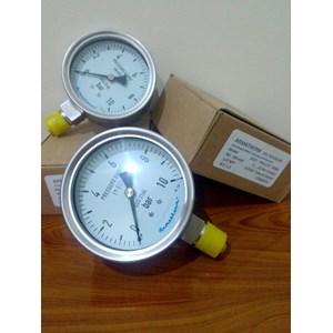 pressure gauge single scala