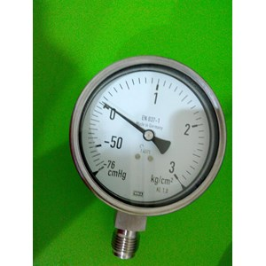 pressure gauge wika compound