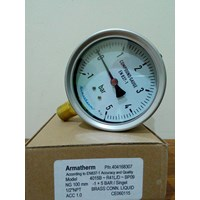 pressur gauge armatherm compound