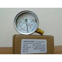 Distributor pressure gauge armatherm 70kg 3