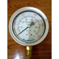 Jual pressure gauge armatherm 70kg 2