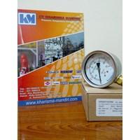 pressure gauge armatherm 70kg 1